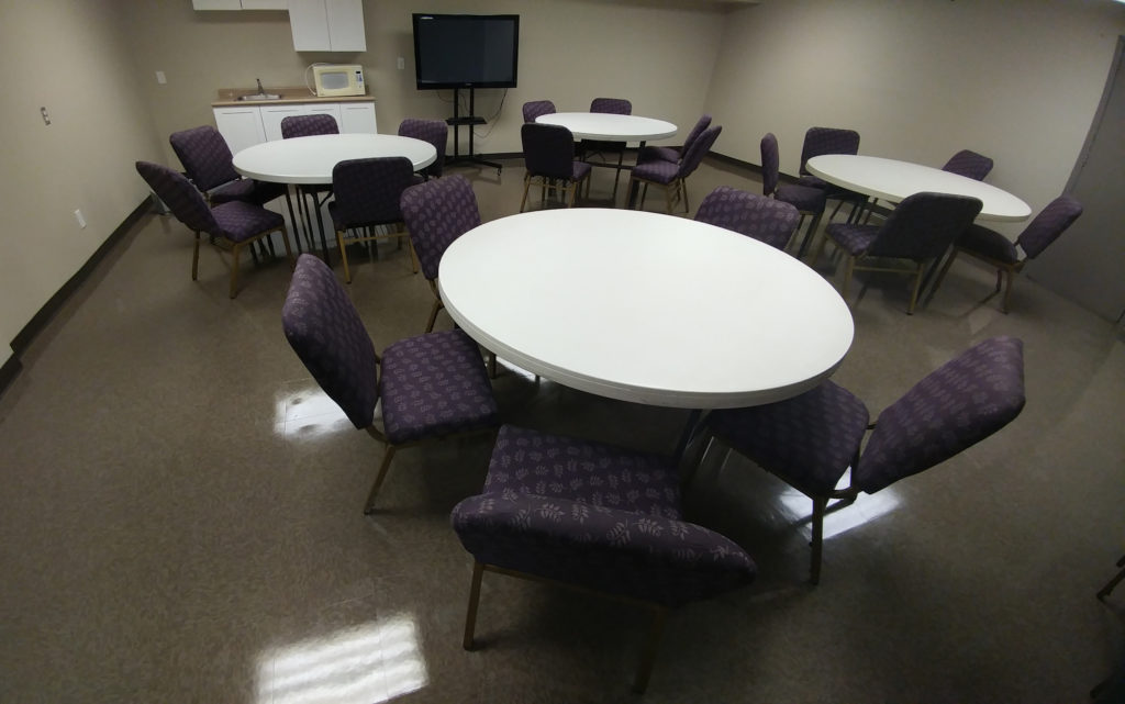 A picture of the Laurier Room