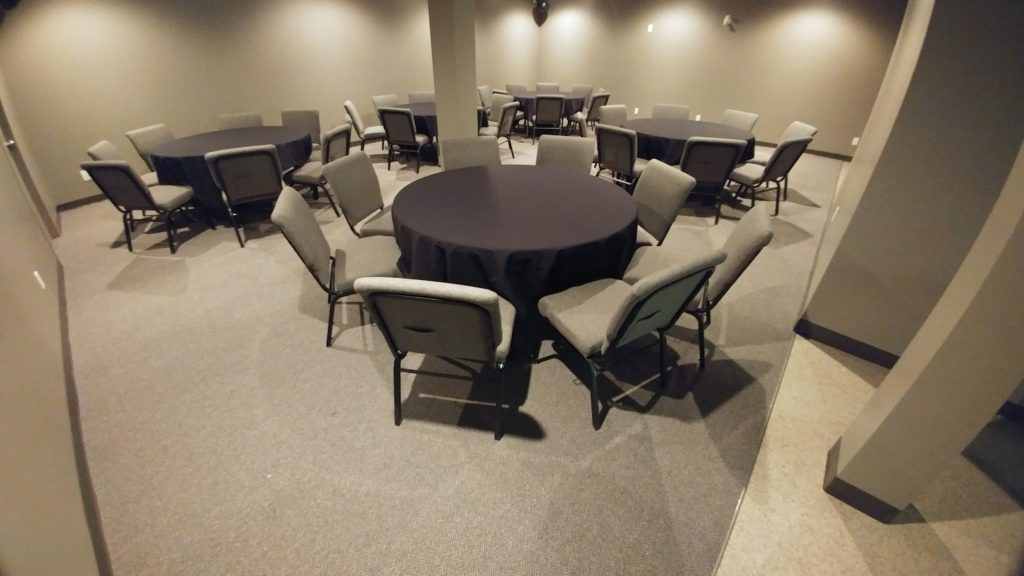 Poundmaker Banquet Area
