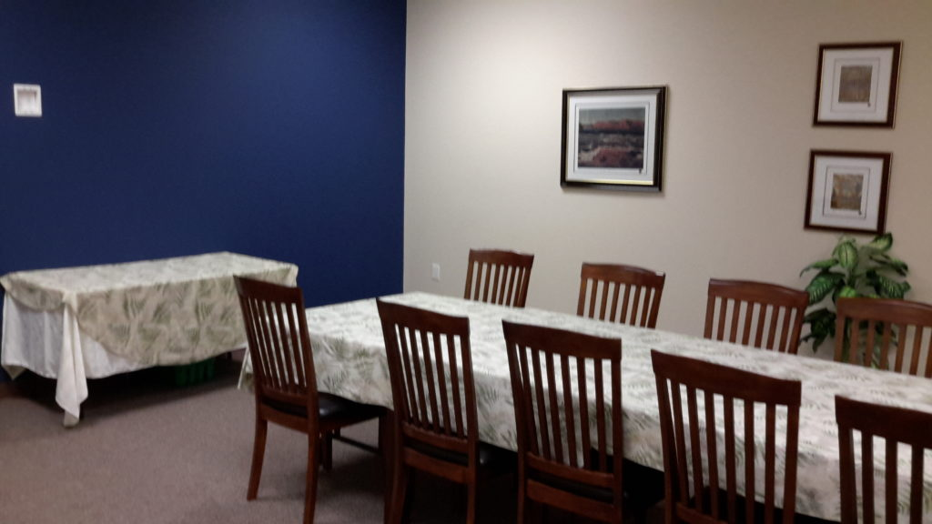 A picture of the Diefenbaker Boardroom